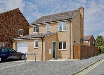 Thumbnail 3 bed detached house for sale in Green End Road, St. Neots, Cambridgeshire