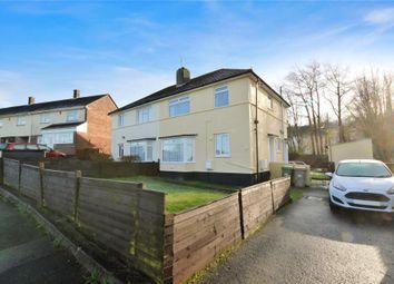 Thumbnail 1 bedroom flat for sale in Ernesettle Green, Plymouth, Devon