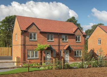 "Thumbnail 3 bed semi-detached house for sale in ""The Himscot"" at Brunswick Road, Deepcut, Camberley"