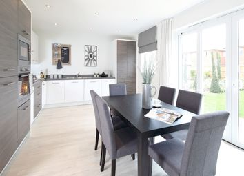 Thumbnail 3 bed detached house for sale in Plot 12, 15 & 18 The Warwick, Farm Lane, Leckhampton
