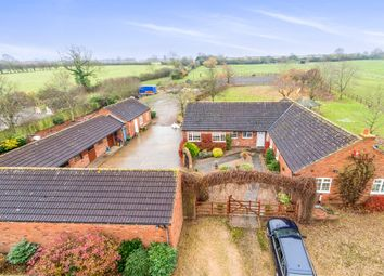 Thumbnail 3 bed detached bungalow for sale in Main Road, Kirby Bellars, Melton Mowbray