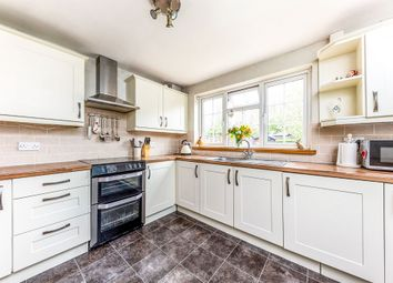 Thumbnail 2 bed semi-detached house for sale in Poplar Close, High Cross, Ware