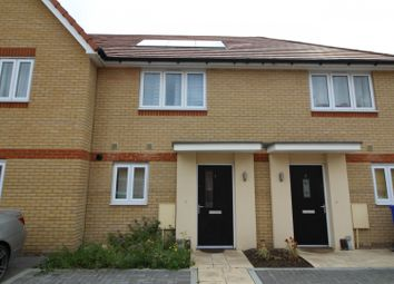 Thumbnail 2 bed terraced house for sale in Gumley Close, Grays