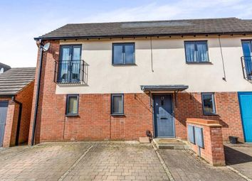 Thumbnail 2 bedroom maisonette for sale in Barring Street, Upton, Northampton, Northamptonshire