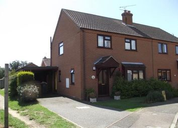 Thumbnail 3 bed semi-detached house to rent in Potkins Lane, Orford, Woodbridge