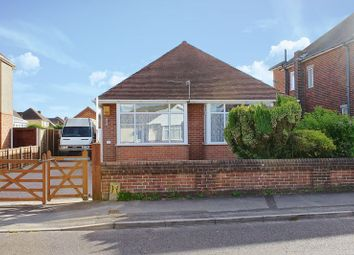 Thumbnail 3 bedroom detached bungalow for sale in Cynthia Road, Parkstone, Poole BH12.