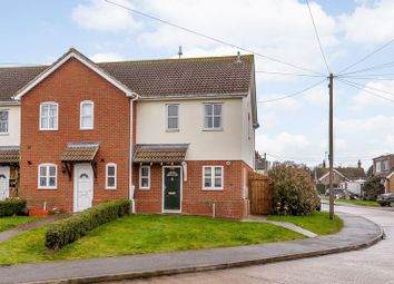 Thumbnail 3 bed end terrace house for sale in Coombe Road, Southminster