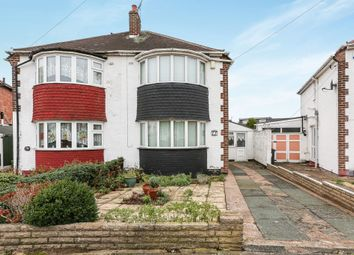 Thumbnail 2 bed semi-detached house for sale in Darley Avenue, Hodge Hill, Birmingham