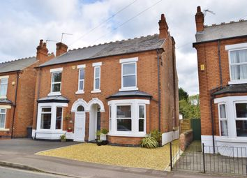 Thumbnail 4 bed semi-detached house for sale in Ella Road, West Bridgford