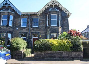 Thumbnail 4 bed semi-detached house to rent in Restalrig Terrace, Edinburgh