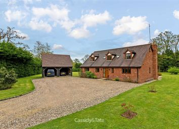 Thumbnail 4 bed detached house for sale in Lye Lane, St Albans, Hertfordshire