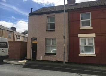 Thumbnail 2 bedroom end terrace house for sale in 15 Prior Street, Bootle, Merseyside