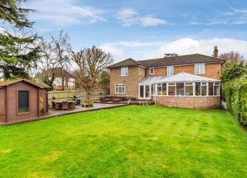 Thumbnail 5 bed detached house for sale in Farm Lane, Ashtead
