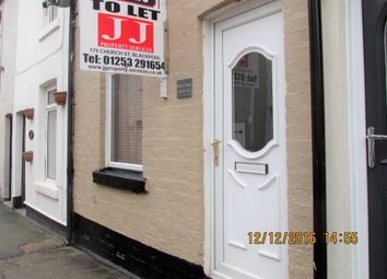 Thumbnail 2 bedroom terraced house to rent in Danesbury Place, Blackpool