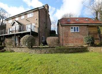 Thumbnail 6 bed detached house to rent in Oakhill Road, Sevenoaks