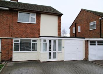 Thumbnail 2 bedroom semi-detached house for sale in Cricket Meadow, Fordhouses, Wolverhampton