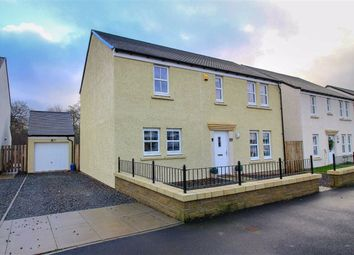 Thumbnail 4 bed detached house for sale in Knoll Park, Galashiels