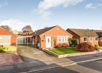 Thumbnail 2 bed bungalow for sale in Winterbourne Drive, Stapleford, Nottingham