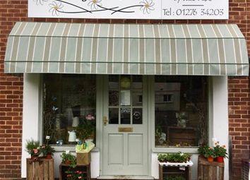 Thumbnail Retail premises for sale in Well Established Florist GU47, Berkshire