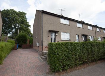 Thumbnail 2 bedroom end terrace house for sale in 54 Johnston Crescent, Tillicoultry FK13 6Pw, UK