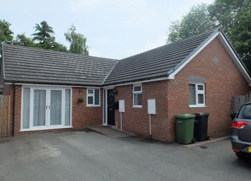 Thumbnail 3 bed bungalow for sale in 20 Kingsmead, Ledbury, Herefordshire