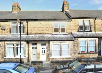 Thumbnail 2 bed town house to rent in Dawson Terrace, Harrogate, North Yorkshire