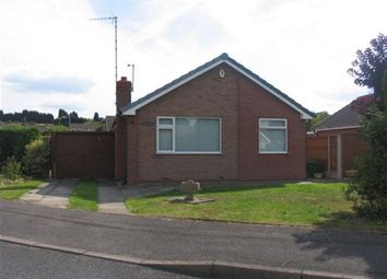 Thumbnail 3 bed bungalow to rent in Finsbury Road, Bramcote, Nottingham