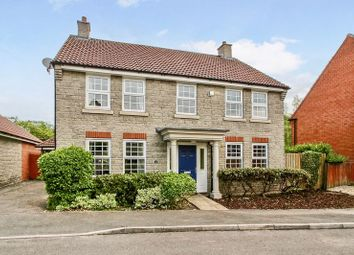 Thumbnail 4 bed detached house for sale in Watts Corner, Glastonbury