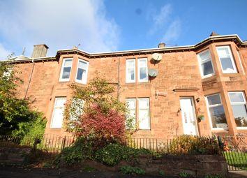 Thumbnail 1 bed flat for sale in 18F Carradale Street, Blairhill, Coatbridge