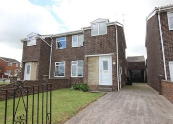 Thumbnail 3 bed semi-detached house for sale in Avon Close, Maltby, Rotherham, South Yorkshire
