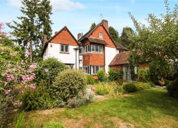 Thumbnail 5 bed detached house for sale in Hook Heath Avenue, Woking, Surrey