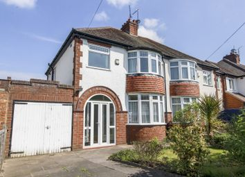 Thumbnail 3 bed semi-detached house for sale in Wychbury Road, Finchfield, Wolverhampton