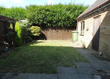 Thumbnail 2 bed end terrace house for sale in Pinewood Avenue, Whittlesey, Peterborough