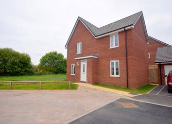 Thumbnail 4 bed detached house to rent in Bunker Square, Exeter