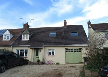 Thumbnail 4 bed semi-detached house for sale in The Lynch, Winscombe