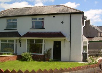 Thumbnail 3 bed semi-detached house to rent in Heol Herbert, Resolven