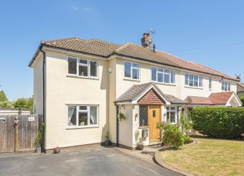 Thumbnail 4 bed semi-detached house for sale in Strathcona Avenue, Effingham
