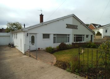 Thumbnail 3 bed bungalow for sale in Castle View, Caeffatri, Bridgend