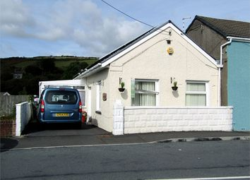 Thumbnail 2 bed semi-detached bungalow for sale in Elkington Road, Burry Port, Carmarthenshire