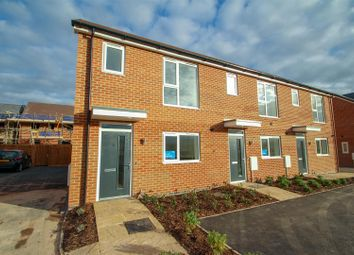 Thumbnail 3 bed town house for sale in The Lawrence, Victoria Park, Stoke