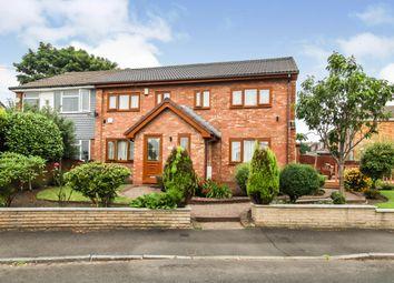 Thumbnail 4 bed semi-detached house for sale in Shelfield Lane, Norden, Rochdale