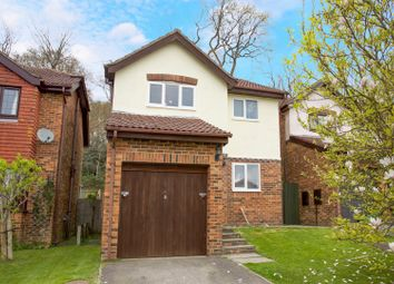 Thumbnail 3 bed detached house for sale in The Oaks, Heathfield