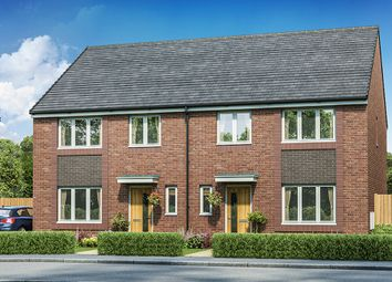 """Thumbnail 4 bed property for sale in """"The Rothway"""" at Blossom Way, Salford"""