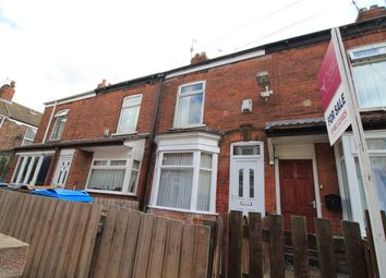 Thumbnail 2 bedroom terraced house to rent in Alaska Villas, Hull