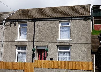 Thumbnail 2 bed terraced house for sale in Gelli Arael Road, Gilfach Goch