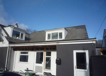 Thumbnail 2 bed flat for sale in Treluswell, Penryn, Cornwall