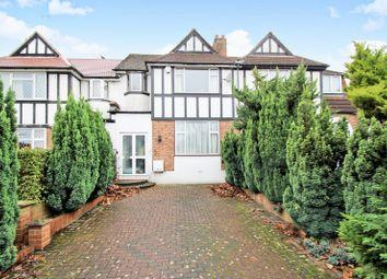 Thumbnail 3 bed terraced house for sale in Kenton Lane, Harrow Weald, Harrow