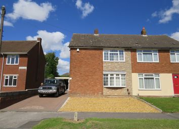 Thumbnail 3 bed semi-detached house for sale in Jessie Road, Aldridge, Walsall