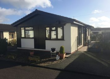 Thumbnail 2 bed mobile/park home for sale in St. Marys Park, Chapel Lane, Wythall, Birmingham