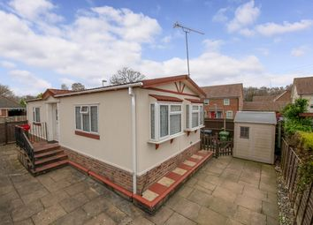 Thumbnail 2 bedroom mobile/park home for sale in Moorgreen Park, Moorgreen Road, West End, Southampton